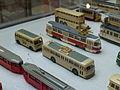 Sporvejshistorisk Selskab 50 years - Models of trams 04.JPG
