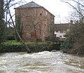 Sproughton Mill and the River Gipping in full flow - geograph.org.uk - 742629.jpg