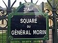 Square du Général Morin - plaque.jpg