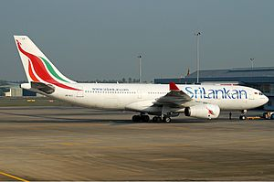 SriLankan Airlines Airbus A330-243 Prasertwit.jpg