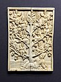 Sri Lanka c 1600 - family tree of Jesus - ivory IMG 9603 Museum of Asian Civilisation.jpg
