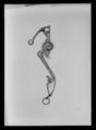 Stångbett av förtent stål. 1600-talets början - Livrustkammaren - 509.tif
