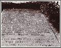 Stórólfshvoll. Tombstone with Latin inscription..jpg