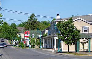 Saint-Lazare, Quebec - Image: St Lazare QC