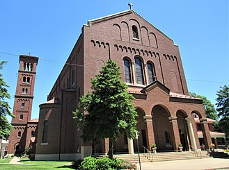 Roman Catholic Diocese of Evansville - St. Benedict's Cathedral