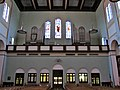 St. Benedict Cathedral interior - Evansville, Indiana 02.jpg