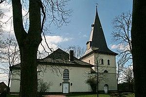 Winsen an der Aller - Image: St. Johannes der Täufer Kirche in Winsen IMG 5911