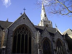 Chester Square - St Michael's Church, Chester Square