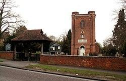 St. Nicholas' church, Ingrave, Essex - geograph.org.uk - 303998.jpg