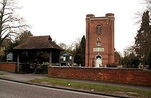 Grade II* listed buildings in Brentwood (borough) - Image: St. Nicholas' church, Ingrave, Essex geograph.org.uk 303998
