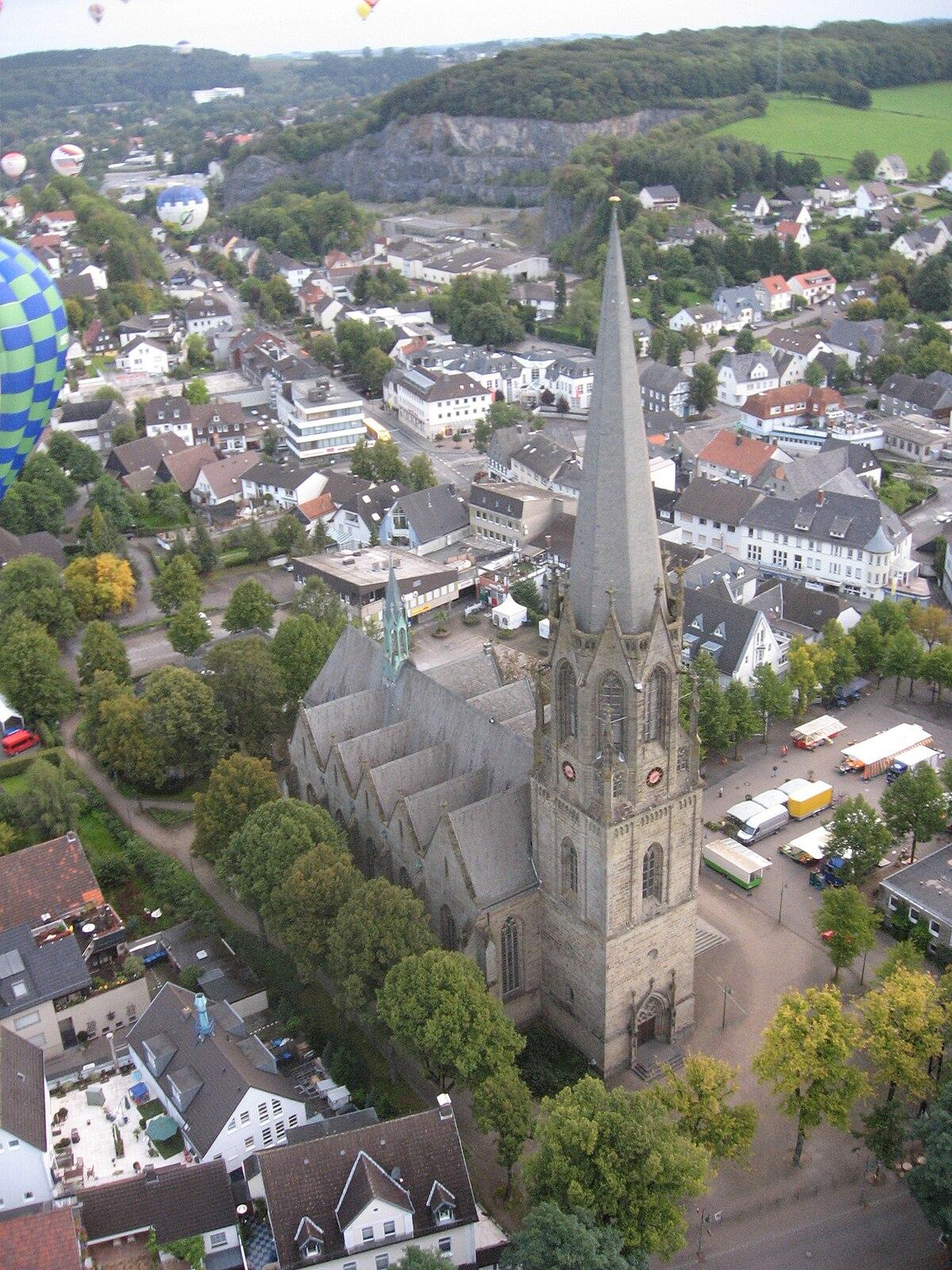 St Pankratius Köln Junkersdorf