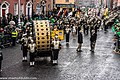 St. Patrick's Day Parade (2013) In Dublin - Purdue University All-American Marching Band, Indiana, USA (8566536756).jpg