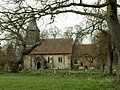 St. Peter's church, South Hanningfield, Essex - geograph.org.uk - 152463.jpg