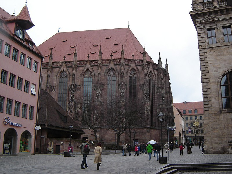 File:St. Sebald Church Nurnberg Germany - panoramio - Chanilim714.jpg