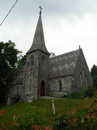 Schuylerville, New York - St. Stephen's Episcopal Church