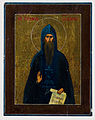 St. Tikhon of Zadonsk (19th. c., Russia, priv. coll.).jpg