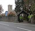 St Augustine Church, Rumney - geograph.org.uk - 1804778.jpg
