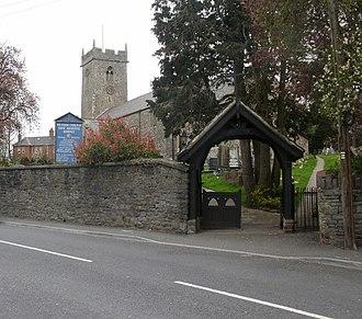 Rumney, Cardiff - Image: St Augustine Church, Rumney geograph.org.uk 1804778