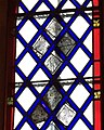 St Botolph's Ratcliffe on the Wreake, Medieval Glass.jpg
