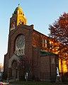 St Casimir Parish, South Bend at sunset.jpg