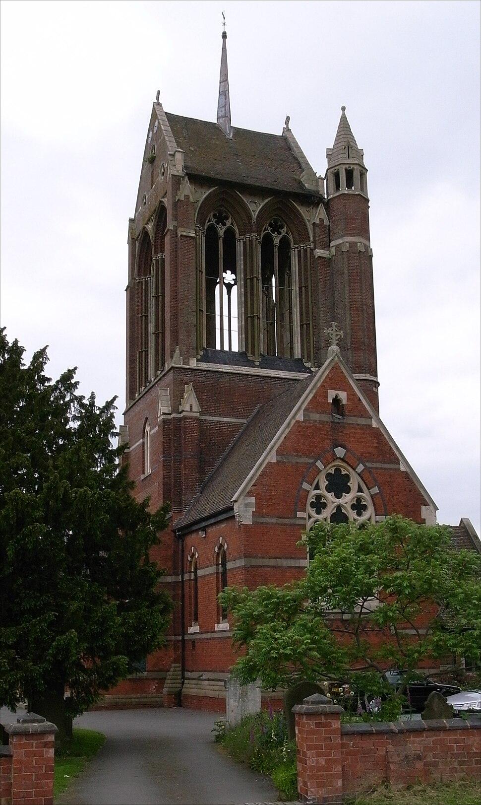 St Mary Wythall