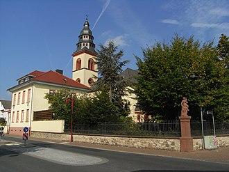 Münster, Hesse - Saint Michael Church
