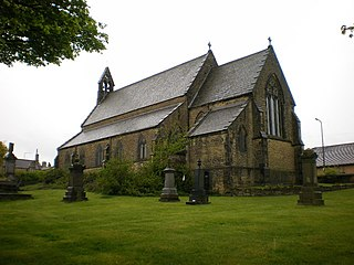 Shelf, West Yorkshire Human settlement in England