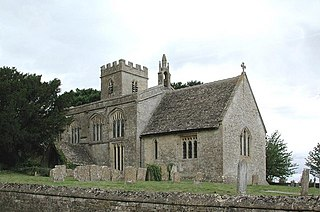 Idbury village and civil parish in West Oxfordshire, Oxfordshire, England
