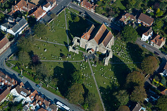 Winchelsea - Image: St Thomas the Martyr in Winchelsea