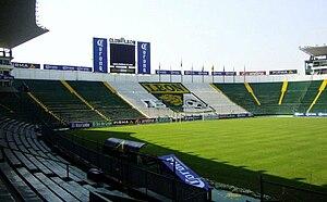Apertura 2015 Copa MX Final - Estadio León, host of the final