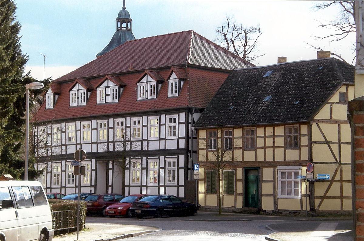 Slut Osterburg (Altmark)