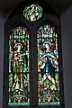 Stained glass window (v) - geograph.org.uk - 905703.jpg