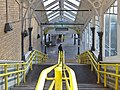 Stairs to Waterloo railway station.jpg