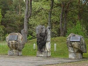 Stalag Luft IV - Stalag Luft IV monument