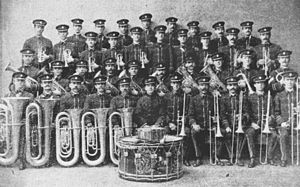 English: Brisbane Concert Band, 1911.
