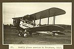 StateLibQld 2 257098 Weekly Qantas aircraft which serviced the Brisbane to Mt. Isa run, 1932.jpg