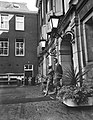 Statiebezoek koning Boudewijn , bezoek stadhuis Amsterdam, Bestanddeelnr 910-5017.jpg
