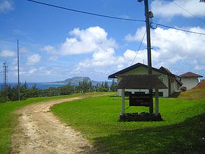 Rikitea - Meteorological station