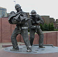 Statue of Fire Fighters, Ottawa City Hall.jpg