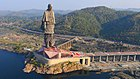 Sardar Vallabhbhai Patel was one of the founding fathers and Iron Man of the Republic of India, the world's tallest statue