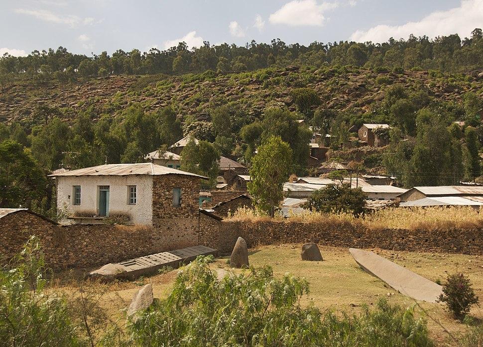 Stelae Field in Axum, Ethiopia (2830293765)