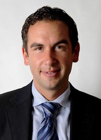 Mayor of Jersey City, New Jersey - Image: Steven Fulop Ward E Councilman in Jersey City New Jersey circa 2012