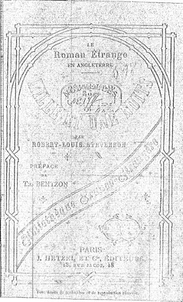 File:Stevenson - Les Nouvelles Mille et Une Nuits, trad. Bentzon.djvu