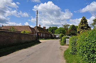 Buckden, Cambridgeshire - Stirtloe Lane, Stirtloe