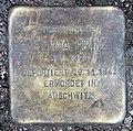 Stolperstein Bredowstr 39 (Moabi) Selma Prinz.jpg