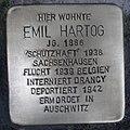 Stolperstein Gangelt Sittarder Straße 16 Emil Hartog.jpg