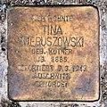 Stolperstein Helmstedter Str 24 Tina Wieruszowski.jpg