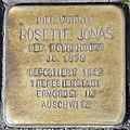 Stolperstein Verden - Rosette Jonas (1875).jpg