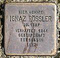 Stolperstein für Ignaz Rössler.JPG