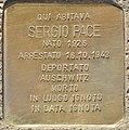 Stolperstein für Sergio Pace (Rom).jpg